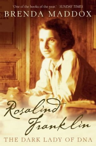 A young Rosalind Franklin