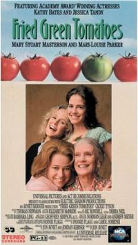 Fried Green Tomatoes VHS movie cover