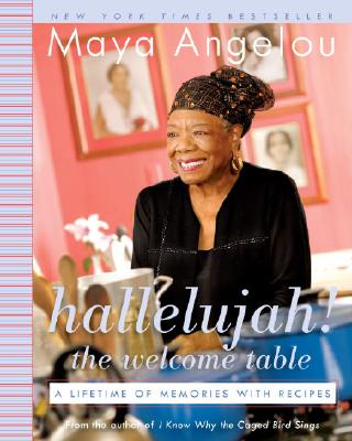 Hallelujah! The Welcome Table by Maya Angelou book cover