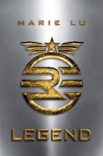 A gold emblem