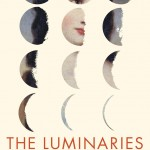 The Luminaries by Eleanor Catton book cover