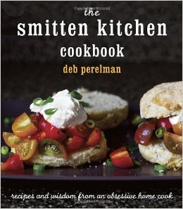 The Smitten Kitchen Cookbook by Deb Perelman book cover