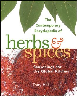 The Contemporary Encyclopedia of Herbs and Spices by Tony Hill book cover