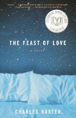 The Feast of Love by Charles Baxter book cover