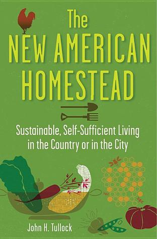 The New American Homestead by John Tullock book cover