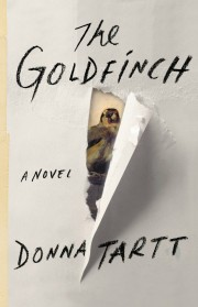 The Goldfinch by Donna Tartt book cover