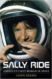 Sally Ride book cover
