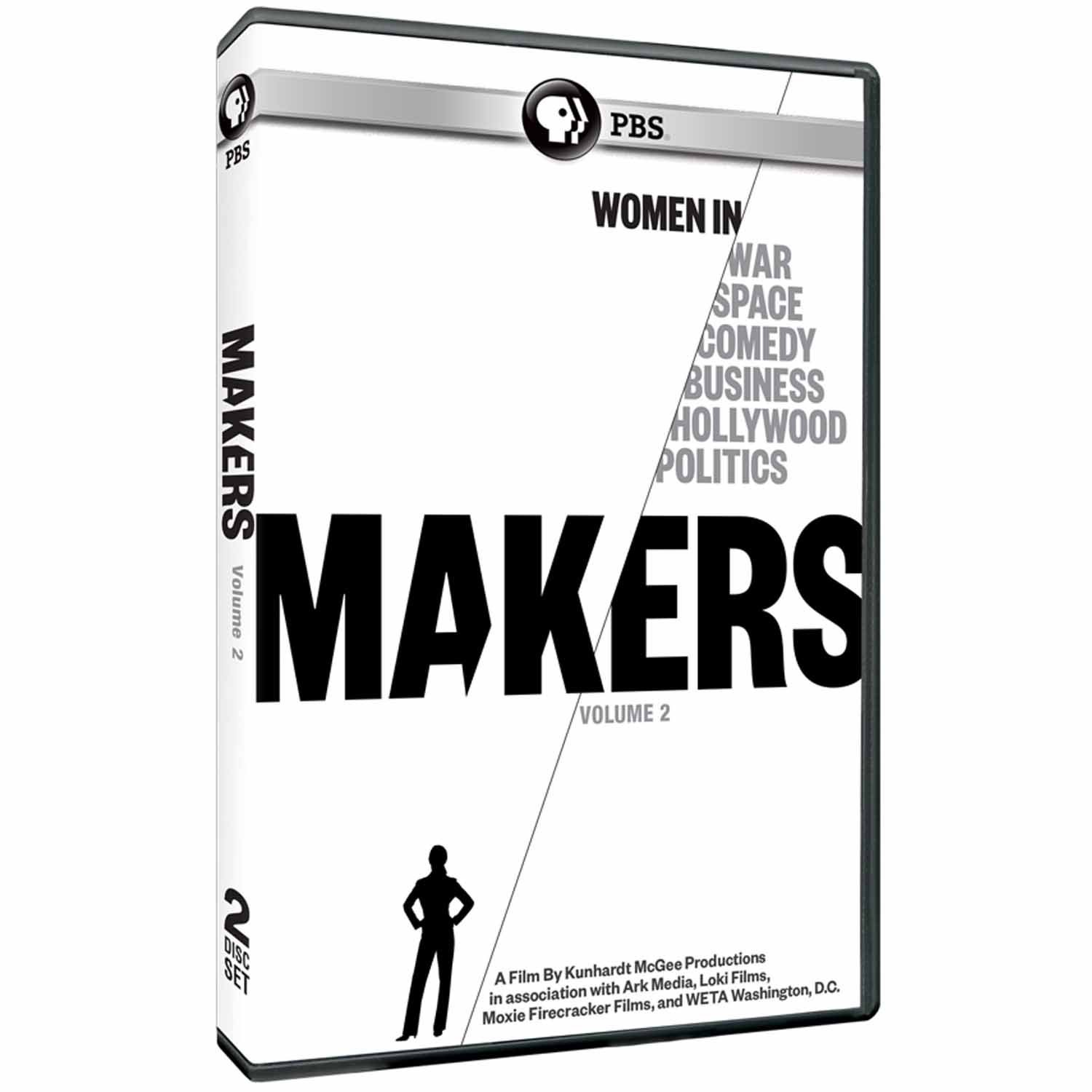 Makers. Volume 2, Women in war, space, comedy, business, Hollywood, politics