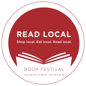 Read Local Book Festival logo