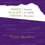 Book cover -Travels in a Gay Nation