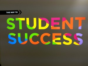This Way to Student Success