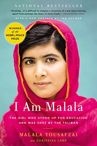 I Am Malala by Christina Lamb and Malala Yousafzai