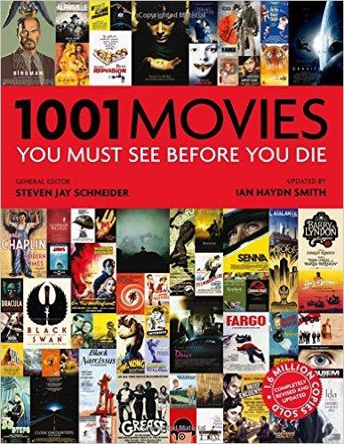 1001 Movies to See Before You Die