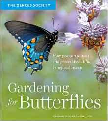 Gardening for Butterflies book cover