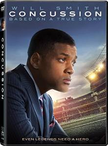 Concussion DVD cover