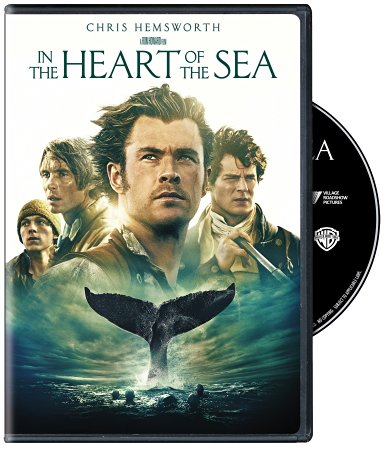 Heart of the Sea DVD cover