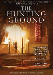 Hunting Ground DVD cover