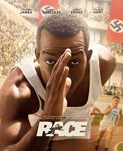 Race DVD cover