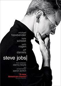 Steve Jobs DVD cover