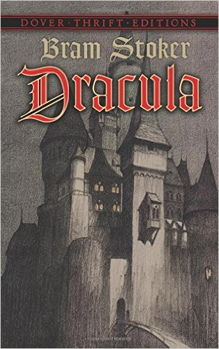 Dracula book cover