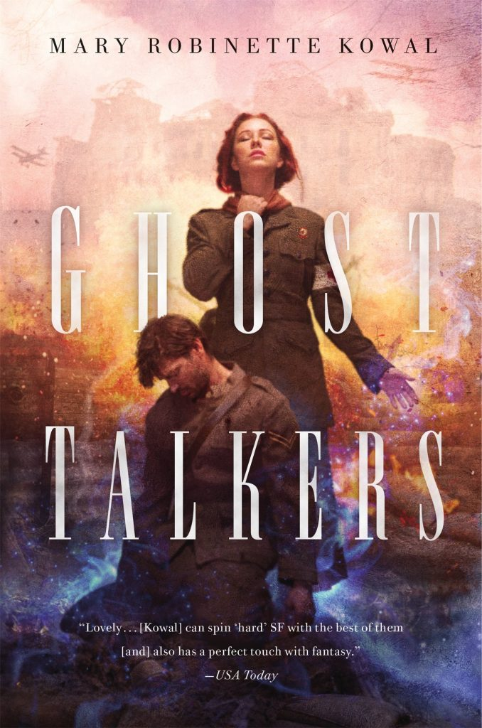 Ghost Talkers by Mary Robinette Kowel