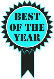 best of the year ribbon