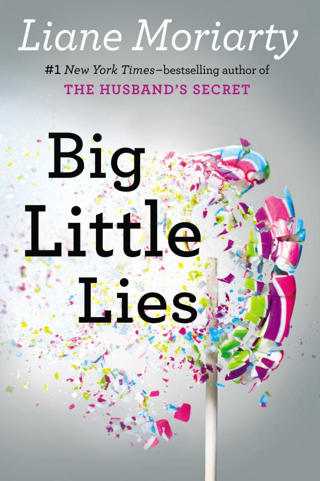 Big Little Lies by Liane Moriarty book cover