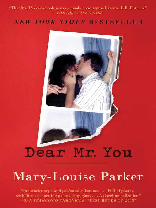 Dear Mr. You by Mary-Louise Parker book cover