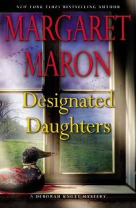 Designated Daughters by Margaret Maron book cover