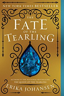 The Fate of the Tearling by Erika Johansen book cover