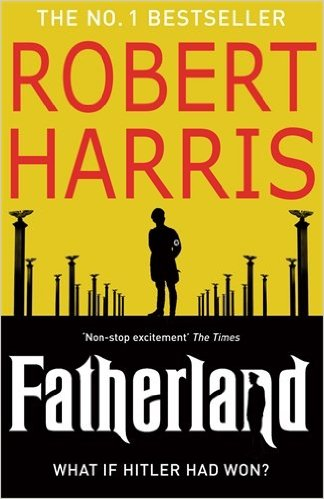 Fatherland by Robert Harris book cover