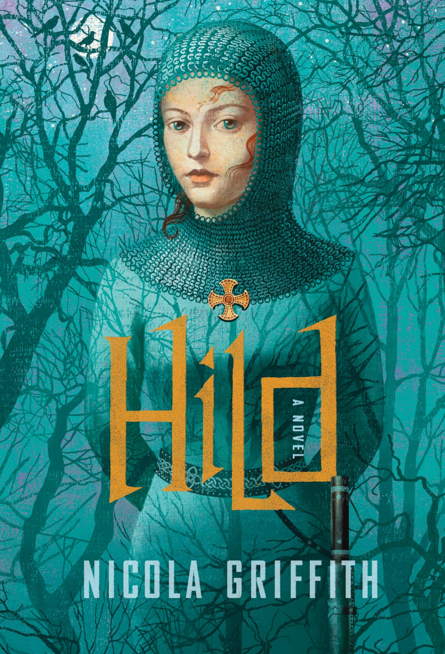 Hild by Nicola Griffith book cover