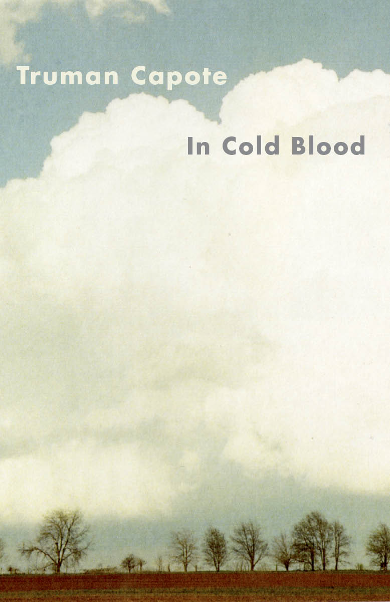In Cold Blood by Truman Capote book cover