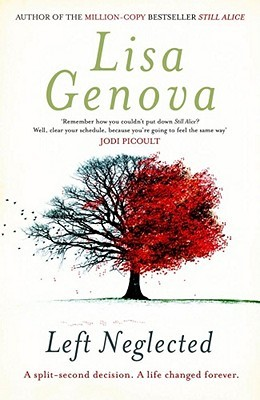 Left Neglected by Lisa Genova book cover