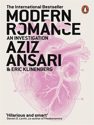 Modern Romance: An Investigation by Aziz Ansari & Eric Klinenberg book cover