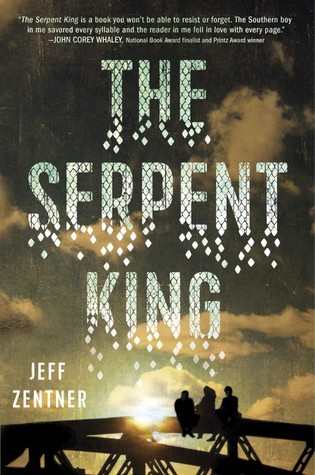 The Serpent King by Jeff Zentner book cover
