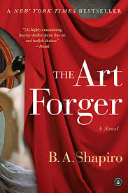The Art Forger by B.A. Shapiro book cover