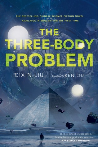 The Three-Body Problem by Cixin Liu book cover