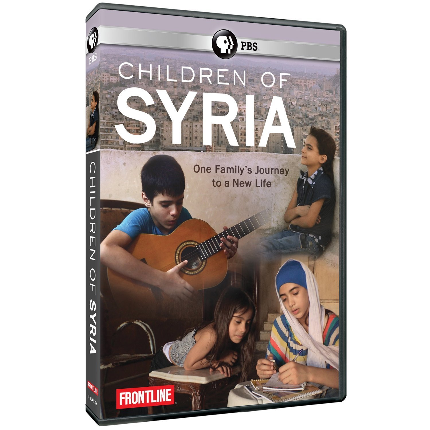 Children of Syria: One Family's Journey to a New Life
