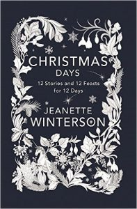 Christmas Days by Jeanette Winterson book cover