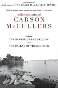 The Collected Stories of Carson McCullers by Carson McCullers book cover