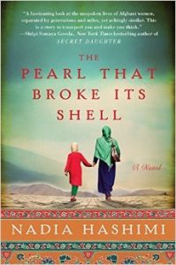 The Pearl that Broke Its Shell by Nadia Hashimi book cover