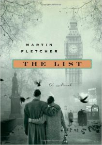 The List by Martin Fletcher book cover