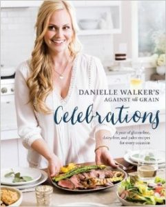 against all grain celebrations cookbook by danielle walker cookbook