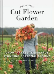 cut flower garden by erin benzakein and Julie Chai book cover
