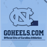 goheels.com website logo
