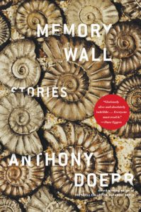 memory wall by anthony doerr book cover