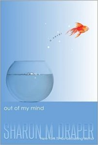 out of my mind by sharon draper book cover