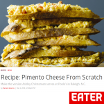 Local chef Ashley Christensen's pimento cheese recipe on Eater.com