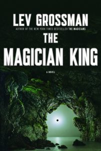 magician king by lev grossman book cover